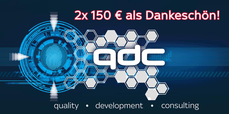 QDC-Dankeschön